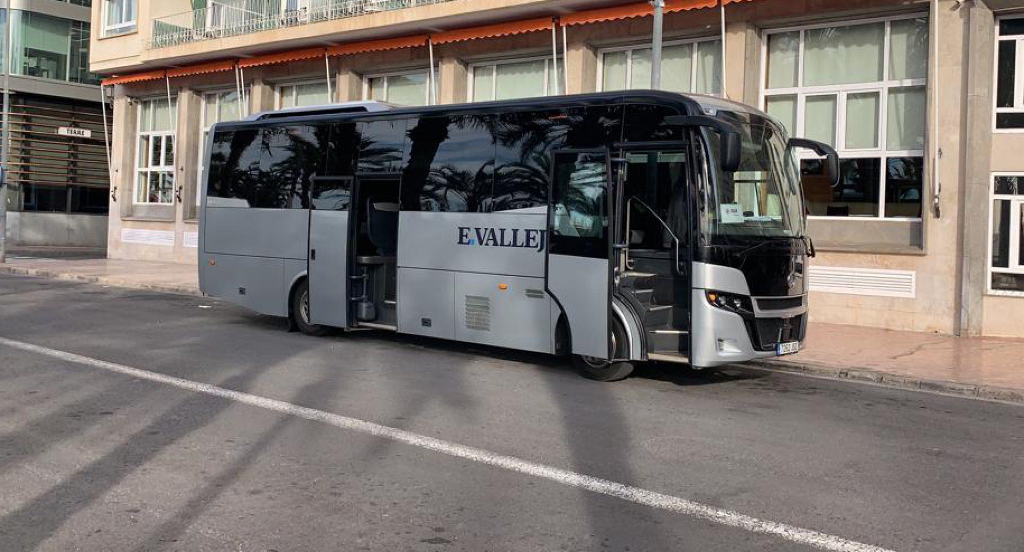 Autocares Vallejo